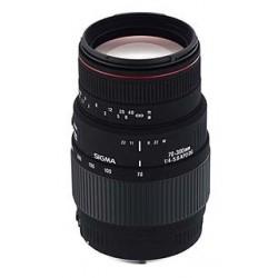 Sigma 4-5,6/70-300mm DG APO...
