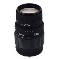 Sigma 4-5,6/70-300mm DG...