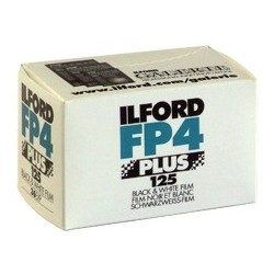 Ilford FP 4 Plus 135/36