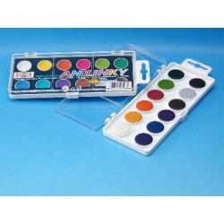 Kolorovacie farby