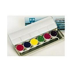 Šminkovacie vodové farby na...