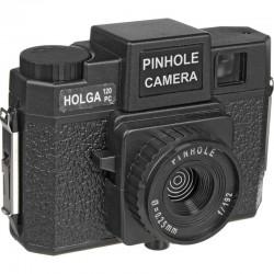 Fotoaparát Holga 120 PC čierny