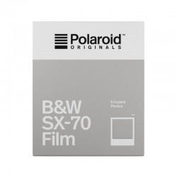 Polaroid film B&W pre...