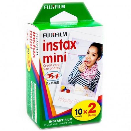 Fujifilm Instax mini glossy 20 ks