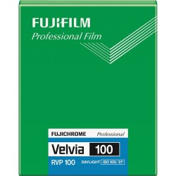 Fujifilm Chrome Velvia 100...