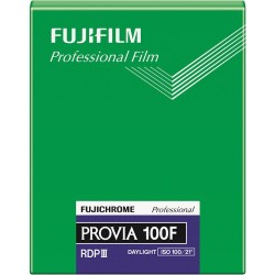 Fuji Chrome Provia 100 F...