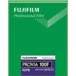 Fujifilm Chrome Provia 100...
