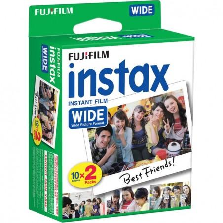 Fujifilm Instax wide glossy 20 ks
