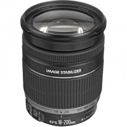 Canon EF-S 18-200 mm...