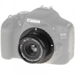 Holga 60mm f8,0 HL-C pre Canon