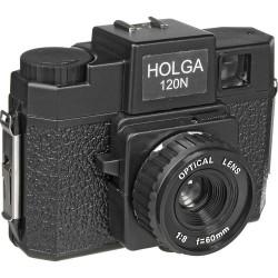 Fotoaparát Holga 120N čierny