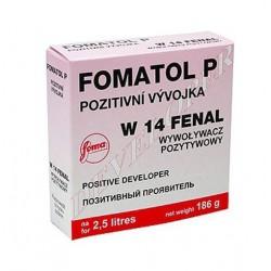 Fomatol P 2,5L pozitívna...