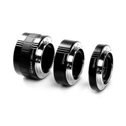 Makromedzikrúžky pre Canon EOS