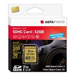 AgfaPhoto SDHC 32 GB UHS I...