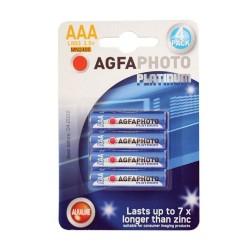 AgfaPhoto Platinum AAA 4ks