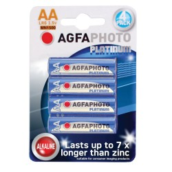 AgfaPhoto Platinum AA 4ks