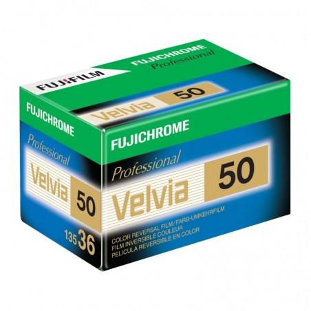 Fujifilm Fujichrome Velvia 50 RVP 135/36