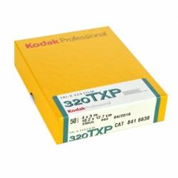"""Kodak TRI-X 320 TXP 4x5""""/50"""