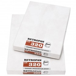 "Foma RETROPAN  320  4x5""/ 50 l"
