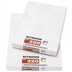 Foma RETROPAN  320  9x12/ 50 l