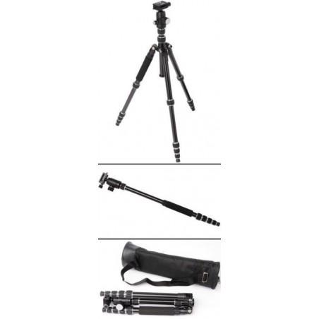 e4276db34 Statív na fotoaparát/videokameru TM-1250 cestovný, profesionálny