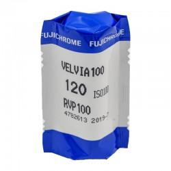 Fujichrome Velvia 100...