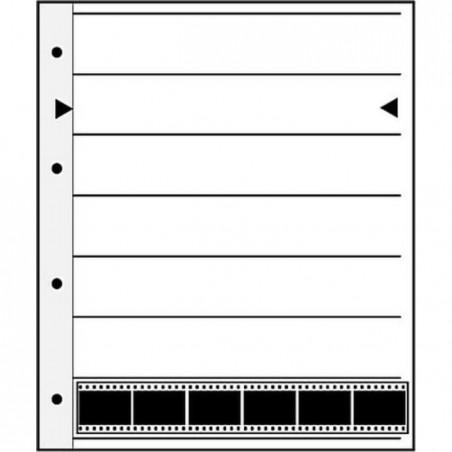 Trezor A4 na film 35 mm 7-pás priehľadný, acetát