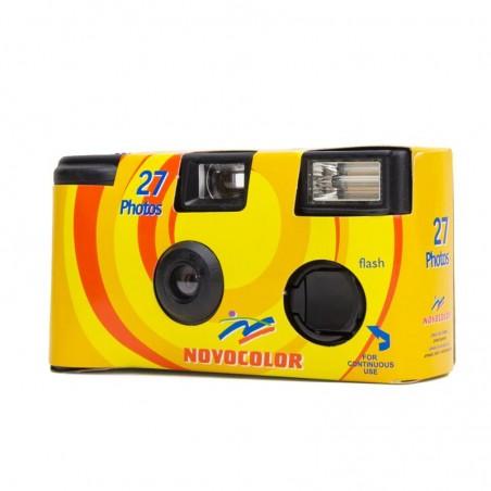 Novocolor Flash 400 135/27 s bleskom