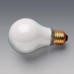 Opálová žiarovka 220 V/75 Watt