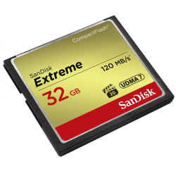 SanDisk Extreme CF 32 GB...