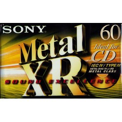 SONY Metal XR 60...