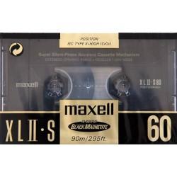MAXELL XL II-S 60...