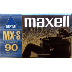 MAXELL MX-S Metal 90...