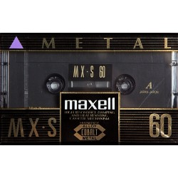 MAXELL MX-S Metal 60...