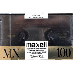 MAXELL MX Metal 100...