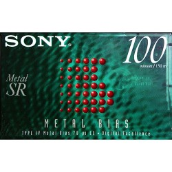SONY Metal SR 100...