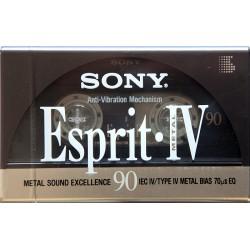 SONY Metal Esprit IV 90...