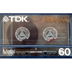 TDK MA-XG METAL 60...