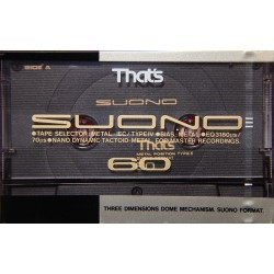That's Suono METAL 60...