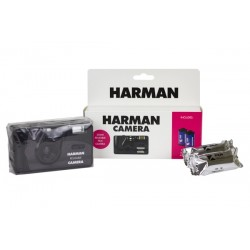 Fotoaparát HARMAN s bleskom...