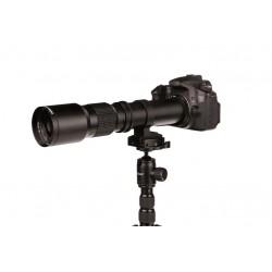 Supertele objektív 8,0/500 mm