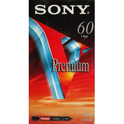 Sony VHS E-60