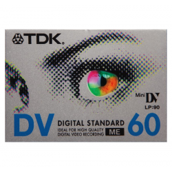 TDK DV-M 60 MEEA(N) MiniDV