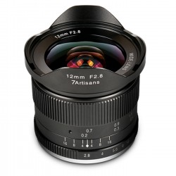 7Artisans 12mm f/2,8 Canon...