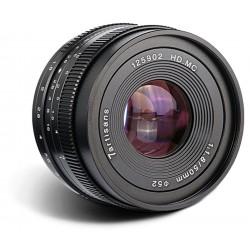7Artisans 50mm f/1,8 pre MFT