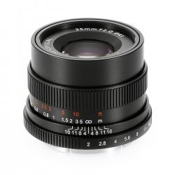 7Artisans 35mm f/2,0 Sony E...