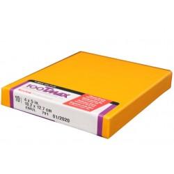 """Kodak T-Max 100 TMX 4x5""""/10"""