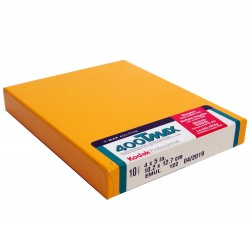 """Kodak T-Max TMY 400 4x5""""/10"""